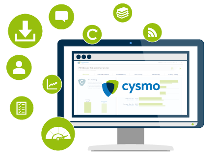 cysmo® BUSINESS SUITE FEATURES